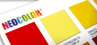 Glossy Acrylic Colours - Neocolor