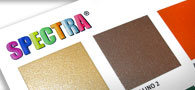 Pearlescent Acrylic Colurs - Spectra